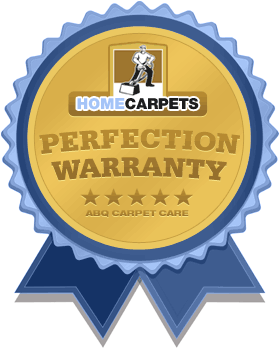 Carpet Cleaning Warranty